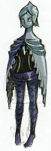 Concept art de Fay (Artwork - Fay - Skyward Sword)
