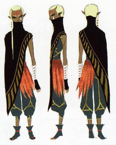 Impa (Artwork - Impa - Skyward Sword)