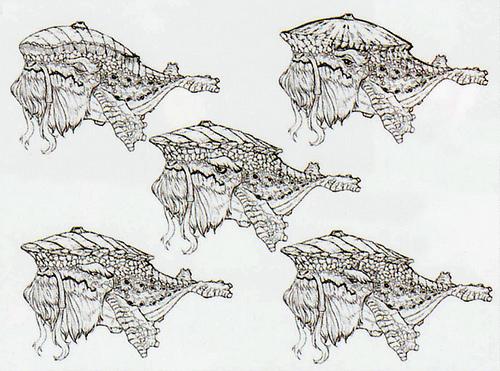 Narisha (Artwork - Dragons - Skyward Sword)