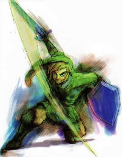 Link (Artwork - Link - Skyward Sword)