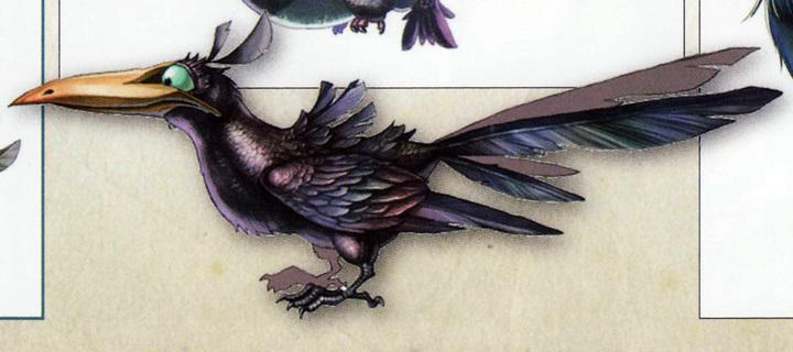 Toukor (Artwork - Ennemis - Skyward Sword)