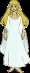 Version finale de la tenue de Zelda