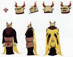 Concept art de Morcego