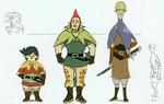 Hergo, Orbo et Latruche
