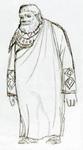 Concept art de Gaepora