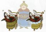 Chariot d'Aiglantine
