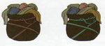 Différentes versions de sac de linge de Podi