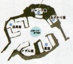 Carte du marché couvert