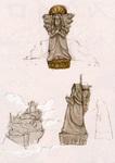 La statue de la Déesse