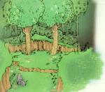 La forêt de Firone