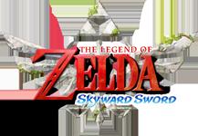 Logo du jeu Skyward Sword