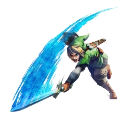 Link dans Skyward Sword