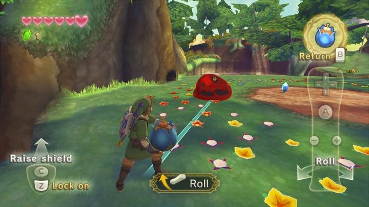 Screenshot de Skyward Sword (Screenshot - Screenshots - Skyward Sword)