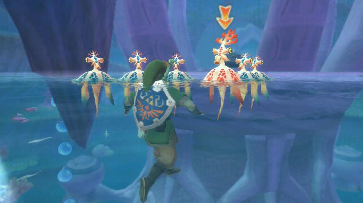 Screenshot de Skyward Sword (Screenshot - Screenshots - Skyward Sword)