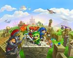 Screenshot de Tri Force Heroes
