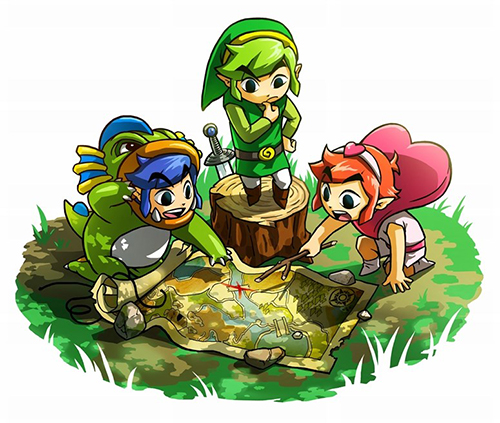 Solution de Tri Force Heroes