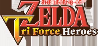 Logo du jeu Tri Force Heroes