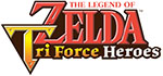 Logo de Tri Force Heroes