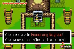 Le Boomerang Magique