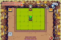 The Minish Cap Techniques d'Épée