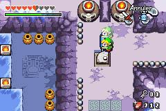 Le Temple de l'Eau - Solution de The Minish Cap (Quête principale - Étape 10) - Puissance-Zelda