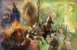 Illustration montrant les différents protagonistes