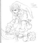 Ébauche de Link