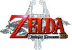 Logo de Twilight Princess HD