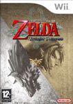 Boîtier européen de Twilight Princess sur Wii