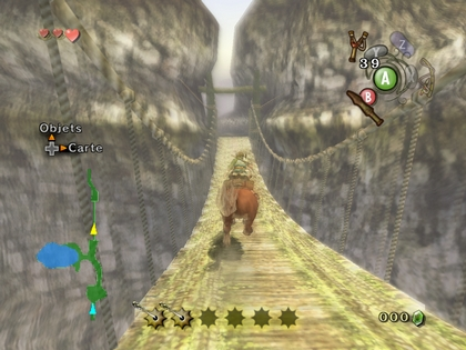 Screenshot de Twilight Princess