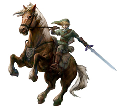 Anecdotes de Twilight Princess