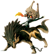 Illustration de Twilight Princess