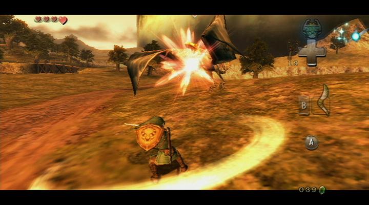 Screenshot de Twilight Princess