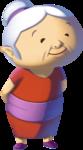 Grand-mère de Link