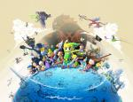 Artwork de The Wind Waker