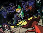 Link combattant des Ptiblins