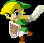 Artwork 3D de Link