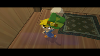 Habit du Héros de The Wind Waker