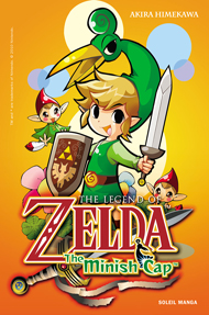 Couverture du tome The Minish Cap