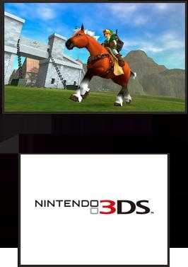 Remake d'Ocarine of Time sur 3DS 3