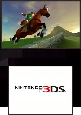 Remake d'Ocarine of Time sur 3DS 4