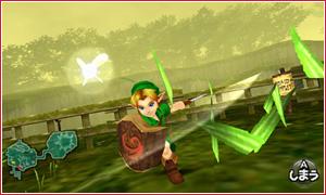 [3DS] : THE LEGEND OF ZELDA : OCARINA OF TIME de Nintendo Oot3ds-4