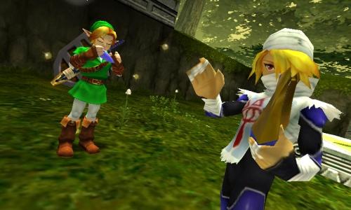 [3DS] : THE LEGEND OF ZELDA : OCARINA OF TIME de Nintendo - Page 2 Oot3D-5