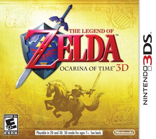 [3DS] : THE LEGEND OF ZELDA : OCARINA OF TIME de Nintendo - Page 2 Oot3D-boitier