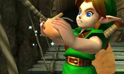 [3DS] : THE LEGEND OF ZELDA : OCARINA OF TIME de Nintendo - Page 3 14