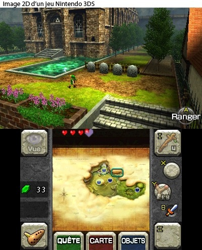 [3DS] : THE LEGEND OF ZELDA : OCARINA OF TIME de Nintendo - Page 4 15
