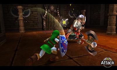[3DS] : THE LEGEND OF ZELDA : OCARINA OF TIME de Nintendo - Page 6 Oot3D_01