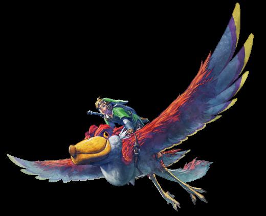 Zelda : Skyward Sword. Sws_art1