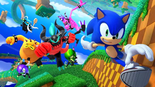 Un futur DLC Zelda pour Sonic