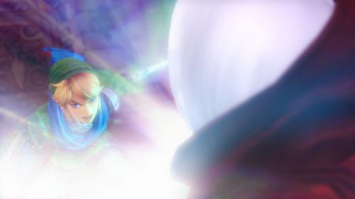 Screenshotde Ghirahim dans Hyrule Warriors
